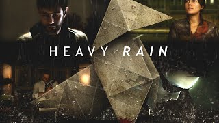 Heavy Rain Game Movie (All Cutscenes) 1080p HD