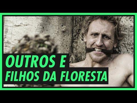 Outros e os Filhos da Floresta! | GAME OF THRONES