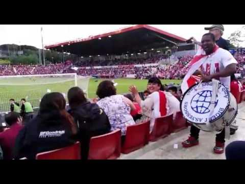 Girona FC puja a primera divisió- 4-6-2017
