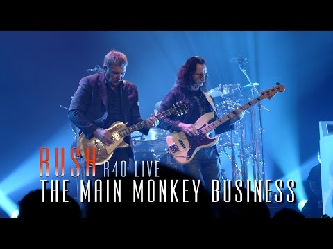 Rush | The Main Monkey Business - R40 LIVE Mp3