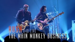 Rush   The Main Monkey Business - R40 LIVE