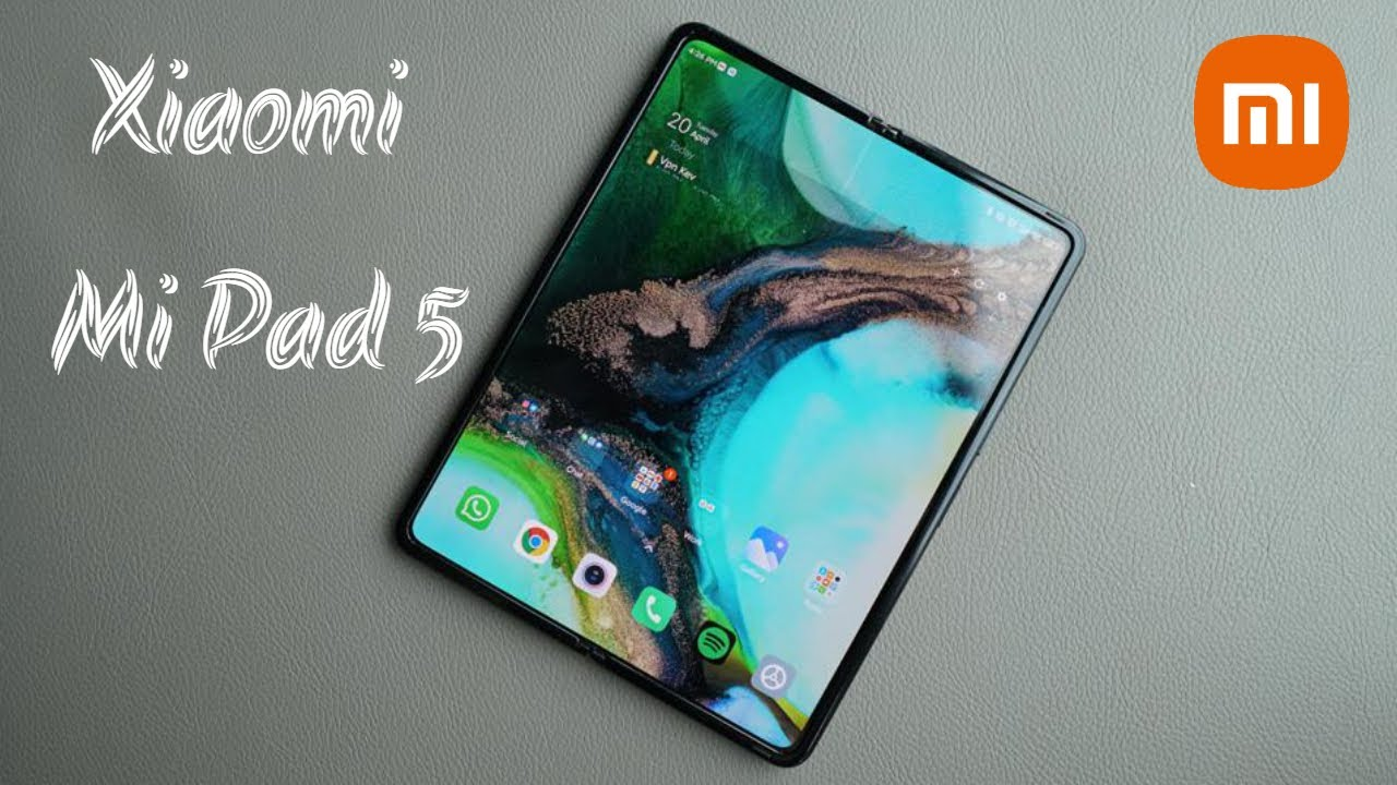 Xiaomi Mi Pad 5 - TOP Features - YouTube
