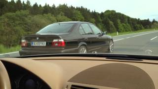 bmw 530d e39 vs mercedes e220 cdi w211
