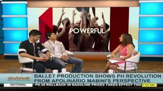 On Stage: Ballet Production Shows PH Revolution From Apolinario Mabini