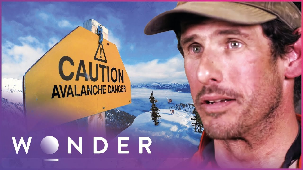 This Man Survived Being Buried By An Avalanche | Backcountry Rescue S1 EP6 | Wonder