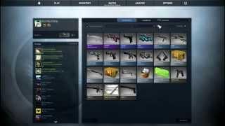 CS GO Case Opening 1 Phoenix Huntsman Case ESports Ak 47 AWP Redline W P1exsus