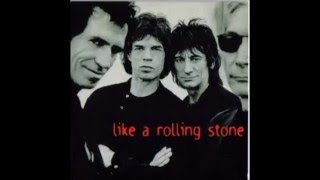 """The Rolling Stones - """"Like a Rolling Stone"""" (Like A Rolling Stone - track 01)"""