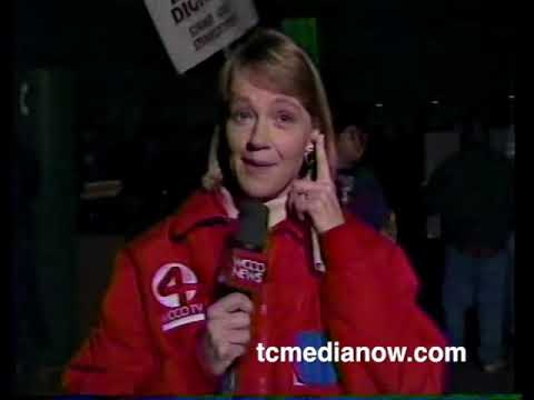 Twins World Series 1991 Game 6 Coverage Full News October 26, 1991