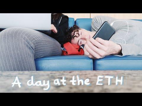 A College Vlog: ETH Zürich
