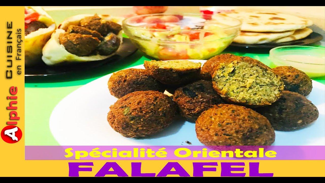 FALAFEL - Spécialité Orientale - Recette Facile !!! - (En Français)