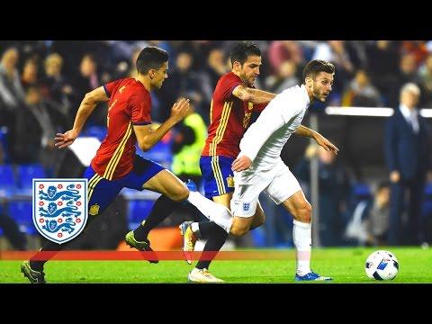 Spain 2-0 England | Goals & Highlights