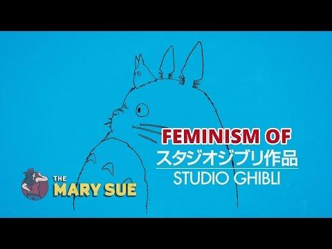 Feminism of Studio Ghibli
