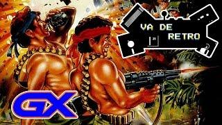 Análisis de ikari warriors (ikari) - va de retro (#gxvdr t5e06)