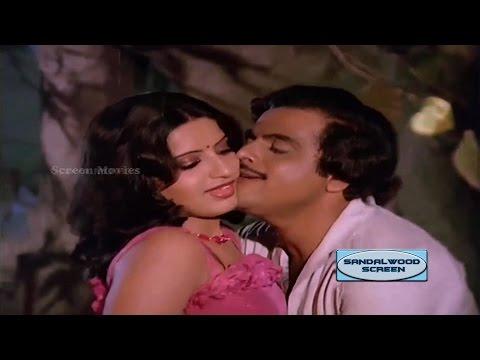 Ambika Hot Song || Aralida Thanuvalli Minchu Moodide || Chaduranga || Kannada thumbnail