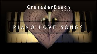 Piano Instrumental Love Songs | Best Romantic Music for Love - Valentines | Wedding Love Songs Piano