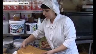 В Зернограде испекли торт размером с 9-этажный дом