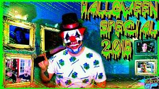 2018 Halloween Special - Retro Gaming Sunset Episode 10 - Retro GP