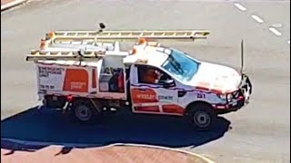*rare* Western Power Emergency Response Units, Perth Western Australia