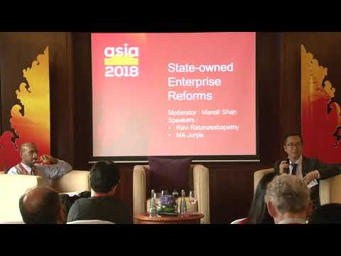 20  Breakout Session: State-owned Enterprise Reforms