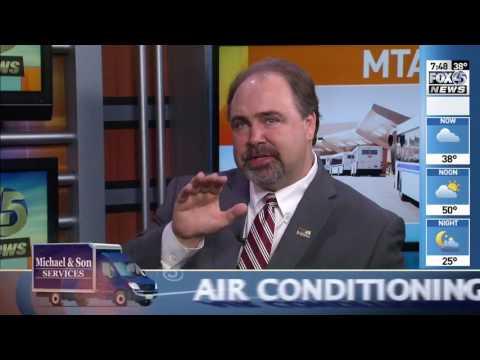 Administrator Comfort on Fox 45's Morning News