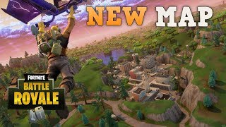 Checking Out the New Locations (PS4 Pro) Fortnite Battle Royale