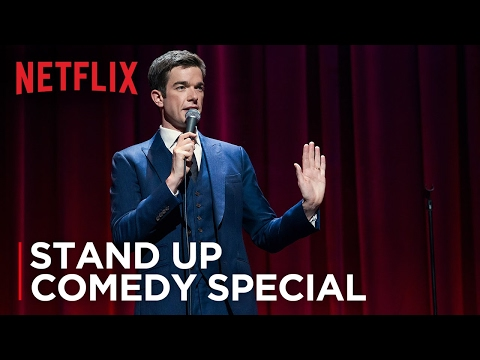 John Mulaney: The Comeback Kid  : Peace Be With You HD  Netflix