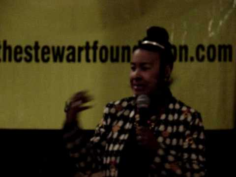 THE STEWART FOUNDATION WITH XERNONA CLAYTON