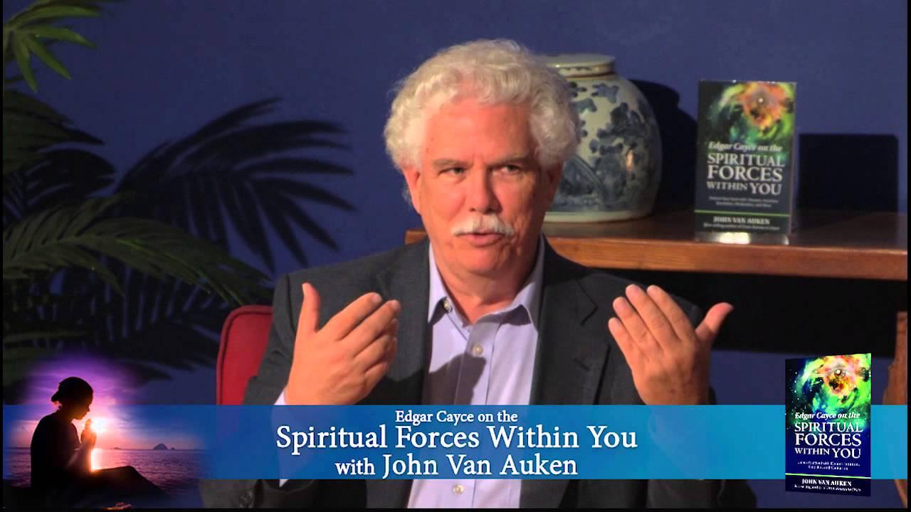 John Van Auken Talks About Edgar Cayce on the Spiritual