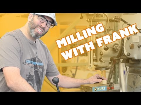 How Not to Hurt Yourself with a Mill - Prop: Shop