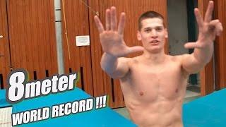World Record LONGEST Slam Dunk! | Lords Of Gravity