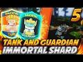 TANK AND GUARDIAN IMMORTAL SHARD! | Minecraft SKYBOUNDS #5 (Minecraft Skyblock Survival)