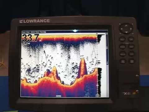 "Basic Settings on your Lowrance Unit from ""The Professor"""