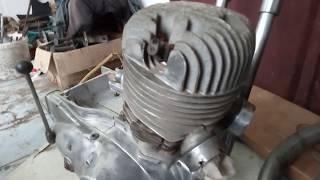 #2 Двигатель Иж 56, ОБЗОР