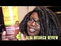 Product Review: Alba Botanica Coconut Milk Conditioner