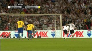 Deutschland vs Brasilien 3-2 (Germany vs Brazil) [Aug 10 2011] Alle Highlights
