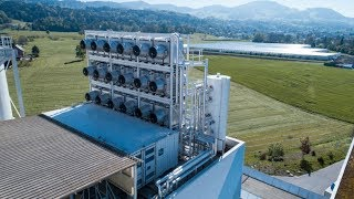Climeworks - Capturing CO2 from air