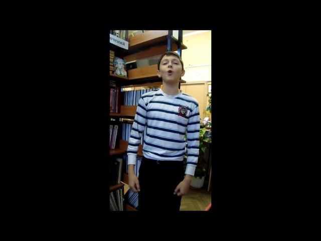 Изображение предпросмотра прочтения – КириллКрылов читает произведение «И.И. Пущину» А.С.Пушкина