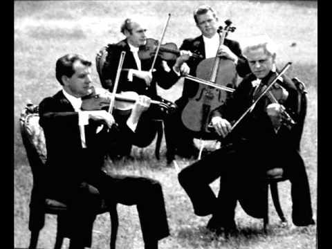 """Dvorak String Quartet No.12, Op.96 """"American"""" (The Smetana Quartet 1967)"""
