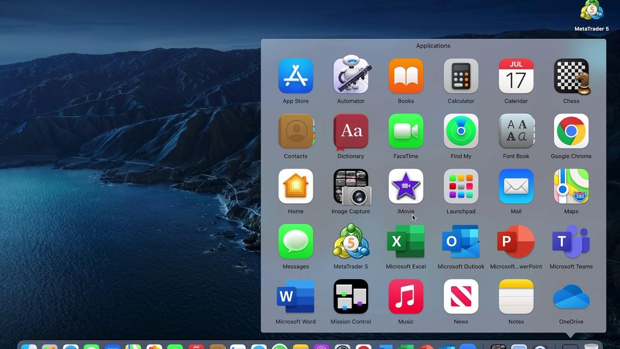 MT4 su MAC, guida all'uso e installazione