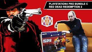 Red Dead Redemtion 2 с PS4 Pro CUH 7216B, новинки магазина, пару слов о непростой неделе (ПЕРЕЗАЛИЛ)