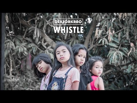 BLACKPINK - '휘파람'(WHISTLE) M/V | Parody Cover by DEKSORKRAO from Thailand