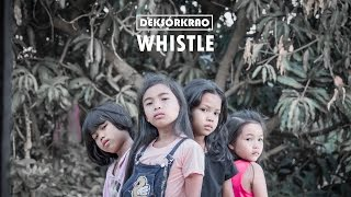 BLACKPINK - '휘파람'(WHISTLE) M/V | Parody Cover by DEKSORKRAO from Thailand Video