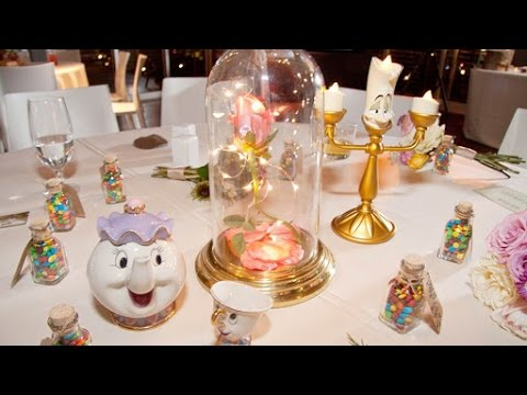 This Disney Themed Wedding Is Full Of Magical Moments