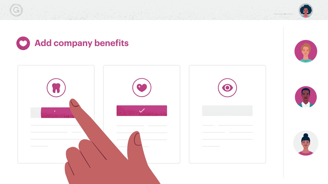 Gusto: Payroll, Benefits & HR for the modern, busy workplace image