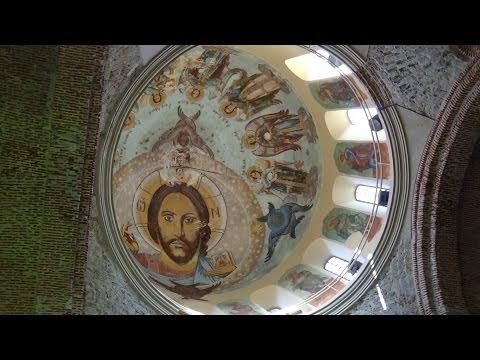 Адажио (Adagio). Орган. Пицундский храм. Абхазия.