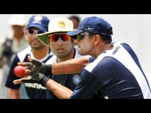 Rahul Dravid worlds highest catch taker - Must Watch