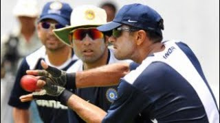 Rahul Dravid worlds highest catch taker in cricket, breath taking catches(Tribute)