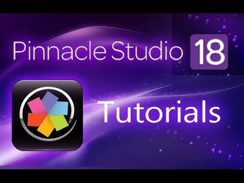 Pinnacle Studio 18 Ultimate - The Slow and the Fast Motion Effect [Tutorial]* - YouTube