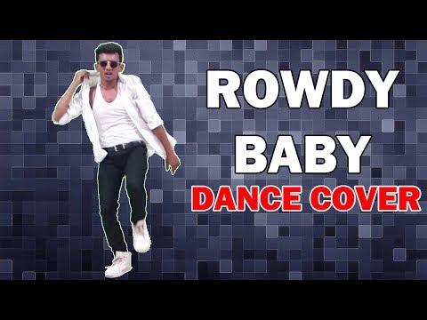 Rowdy Baby   Maari 2   Dance Cover   Dance FreaX