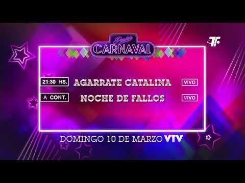 Agenda Carnaval – Domingo 10 de Marzo